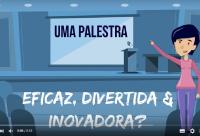 Palestra Patricia Pantaleão - Inovação e criatividade