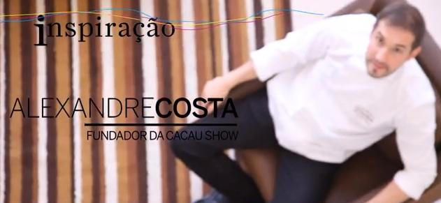 Case de Sucesso Alexandre Tadeu Costa #CacauShow!
