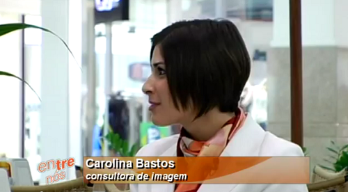 Carolina Bastos no Entre Nós