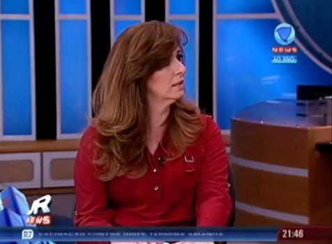 Entrevista | Celina Ramalho para Heródoto Barbeiro